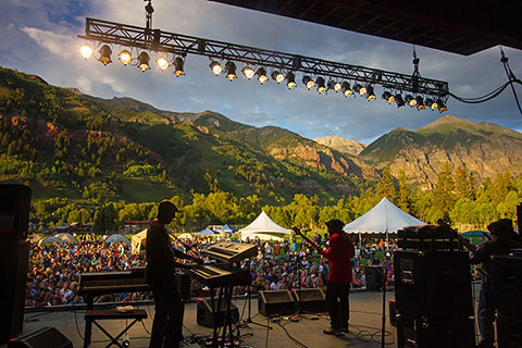 View upcoming Telluride events