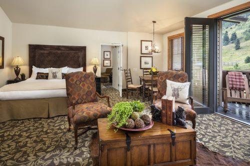 Hotel Telluride, CO.