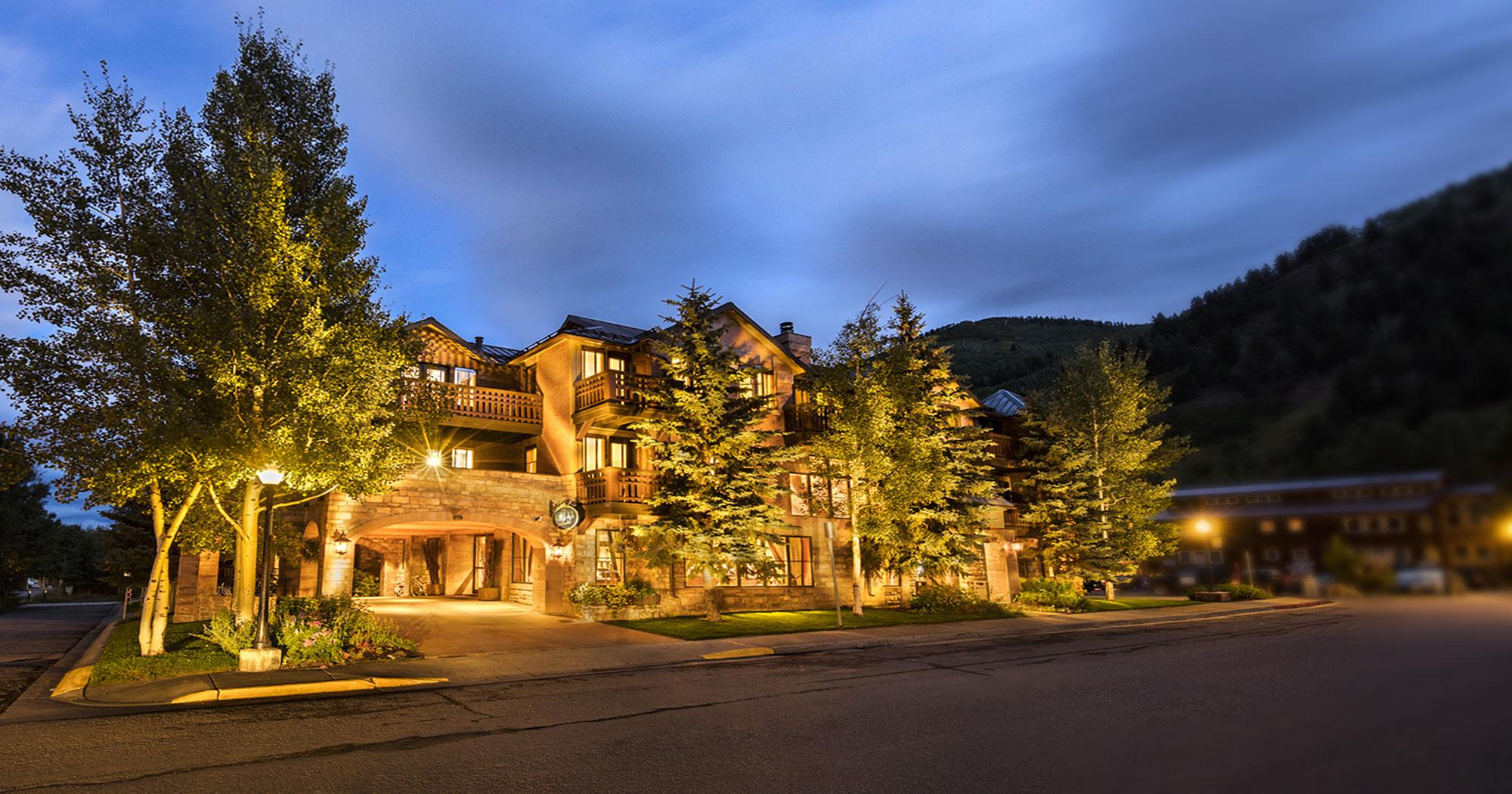 Telluride hotels lodging ski resorts the hotel for Telluride co cabine