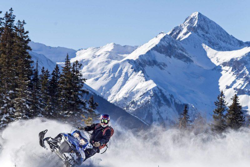 Telluride-Snowmobile