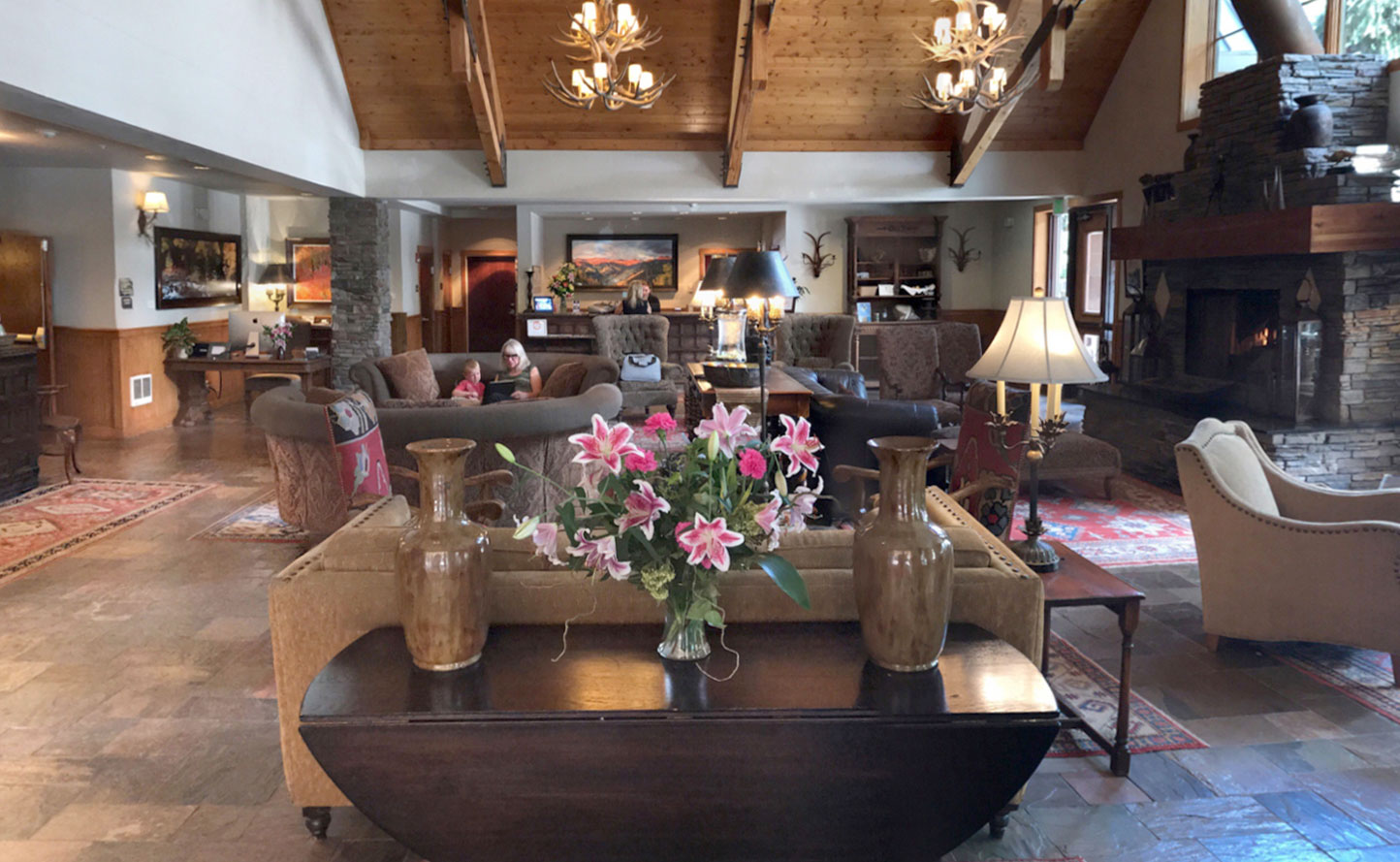 lobby-with-flowers